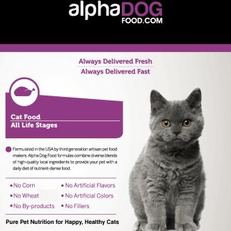 ca091fd7da404 Bulk Cat Food Online | Alpha Dog Food